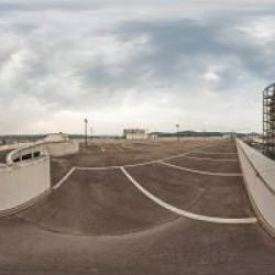 City Galerie – Parkdeck