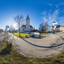 Krumbacher Strasse – Ecke Teckstrasse