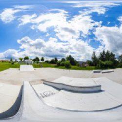 Skater-Parcour-Park