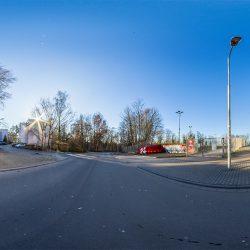 Fritz Walter Stadion – Horst Eckel Tor