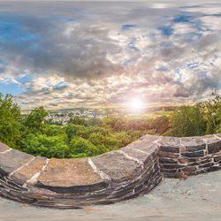 Aussicht Kriegerdenkmal